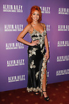 """Singer Jillian """"Lion Babe"""" Hervey arrives at the Alvin Ailey American Dance Theater """"Modern American Songbook"""" opening night gala benefit at the New York City Center on November 29, 2017."""