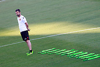 Albania's coach Christian Panucci during training session. October 5,2017.(ALTERPHOTOS/Acero)<br /> <br /> Foto Alterphotos / Insidefoto <br /> ITALY ONLY