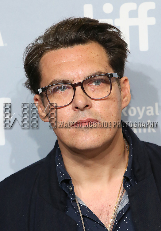 Joe Wright attends the 'Darkest Hour' photo call during 2017 Toronto International Film Festival at TIFF Bell Lightbox on September 11, 2017 in Toronto, Canada.
