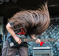 Anger Within performs at the Vans Warped Tour in Atlanta, GA on July 26, 2012.  Copyright © 2012 by HIGH ISO Music, LLC.