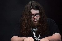 JONWAYNE performs at the Electronica en Abril festival 2014