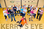 DANCERS practicing for  Beale GAA Strictly Come Dancing night in aid of the Club on the 27th December in the Community Centre, Ballybunion