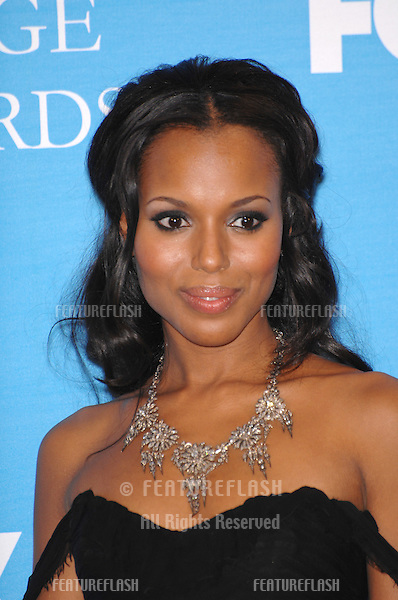 Kerry Washington at the 38th NAACP Image Awards at the Shrine Auditorium, Los Angeles. .March 3, 2007  Los Angeles, CA.Picture: Paul Smith / Featureflash