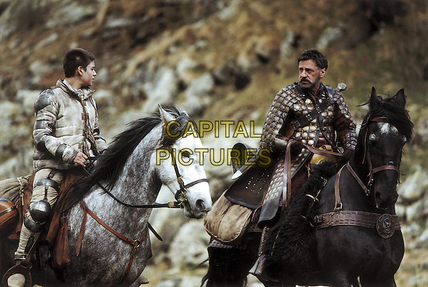 Daniel Auteuil .in Rencontre avec le dragon (The Red Knight).*Filmstill - Editorial Use Only*.CAP/PLF.Supplied by Capital Pictures.