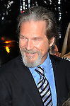 "BEVERLY HILLS, CA. - December 08: Jeff Bridges  arrives at the ""Crazy Heart"" Los Angeles Premiere at the Academy of Motion Picture Arts & Sciences on December 8, 2009 in Los Angeles, California."