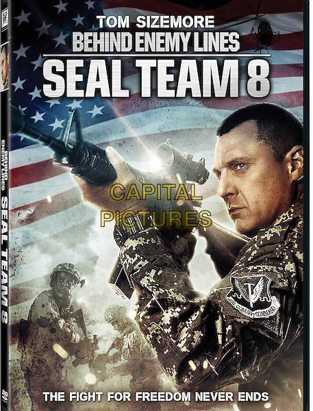 DVD COVER ART<br /> in Seal Team Eight: Behind Enemy Lines (2014) <br /> *Filmstill - Editorial Use Only*<br /> CAP/FB<br /> Image supplied by Capital Pictures