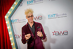ENTSpeaks at the Inspire Theatre on October 21, 2014 in Las Vegas, Nevada red carpet and backstory Singer Mary Wilson of The Supremes, Actor/comedian Marty Allen, Comedian/magician The Amazing Johnathan, Former Olympic swimmer Christina Jones , ormer cast member of the production show 'Crazy Girls' Shellee Renee Producer/Choreographer of Splash, Jeff Kutash
