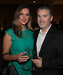 Ana and Dan Vicini during the Big Chefs, Big Gala event at the Grand Sierra Resort in Reno on April 8, 2017.