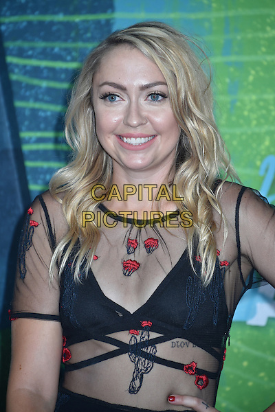 10 June 2015 - Nashville, Tennessee - Brandi Cyrus. 2015 CMT Music Awards held at Bridgestone Arena. <br /> CAP/ADM/LF<br /> &copy;Laura Farr/AdMedia/Capital Pictures