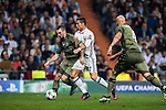 Oscar de Marcos Arana (l) of Athletic Club fights for the ball with Cristiano Ronaldo of Real Madrid during the 2016-17 UEFA Champions League match between Real Madrid and Legia Warszawa at the Santiago Bernabeu Stadium on 18 October 2016 in Madrid, Spain. Photo by Diego Gonzalez Souto / Power Sport Images