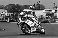#6 Honda, Wayne Rainey, Daytona 200, Daytona International Speedway, March 8, 1987.  (Photo by Brian Cleary/bcpix.com)