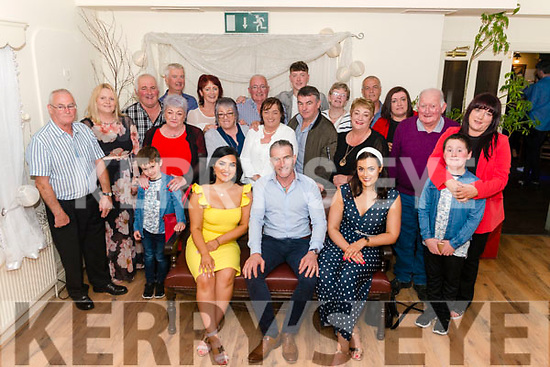 Timmy Cronin from Aghadoe, Killarney celebrated his 50th birthday surrounded by friends and family in the Old Killarney Inn last Saturday night.
