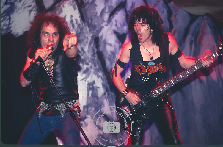 Ronnie James Dio Ronnie James Dio Jimmy Bain