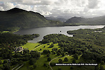 An aerial photograph of Muckross House Killarney 2012. <br /> Picture by Don MacMonagle