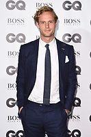 Jack Fox at the the GQ Men of the Year Awards 2017 at the Tate Modern, London, UK. <br /> 05 September  2017<br /> Picture: Steve Vas/Featureflash/SilverHub 0208 004 5359 sales@silverhubmedia.com