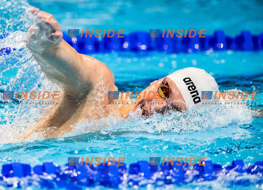 KRASNYKH Aleksandr RUS<br /> Men's 4x200m Freestyle<br /> 13th Fina World Swimming Championships 25m <br /> Windsor  Dec. 9th, 2016 - Day04 Finals<br /> WFCU Centre - Windsor Ontario Canada CAN <br /> 20161209 WFCU Centre - Windsor Ontario Canada CAN <br /> Photo &copy; Giorgio Scala/Deepbluemedia/Insidefoto