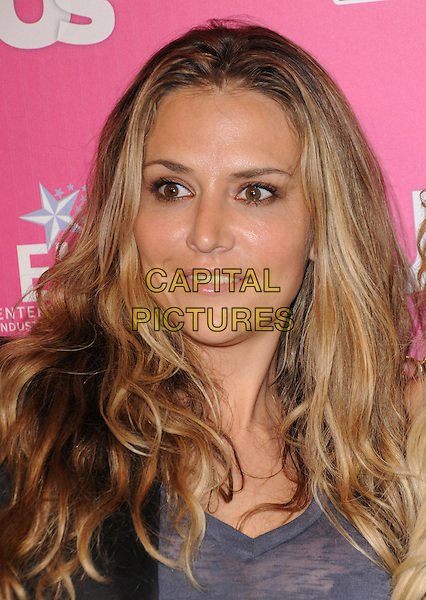 BROOKE MUELLER.The Annual US Weekly Hot Hollywood Event held at The Colony in Hollywood, California, USA..November 18th, 2010.headshot portrait grey gray  .CAP/RKE/DVS.©DVS/RockinExposures/Capital Pictures.