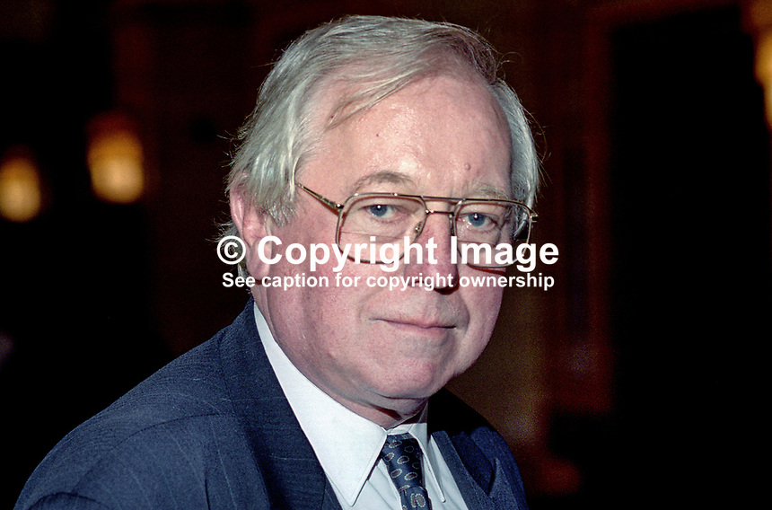 Eric Clarke, MP, Labour Party, Midlothian, UK, at annual conference. 199409026<br />
