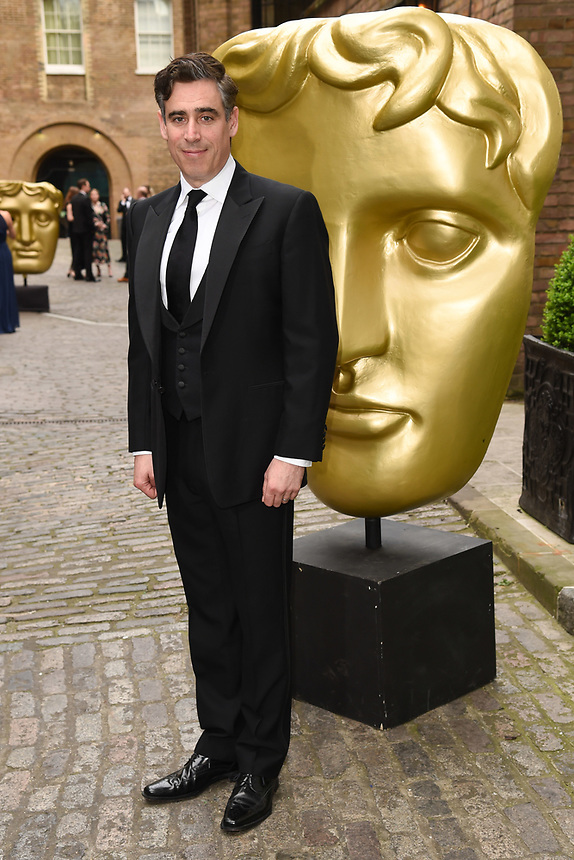 Stephen Mangan<br /> arriving for the BAFTA Craft Awards 2018 at The Brewery, London<br /> <br /> ©Ash Knotek  D3398  22/04/2018