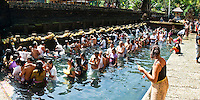 Indonesia - Bali - Pura Tirta Empul, Temple of Holy Water at Tampak Siring