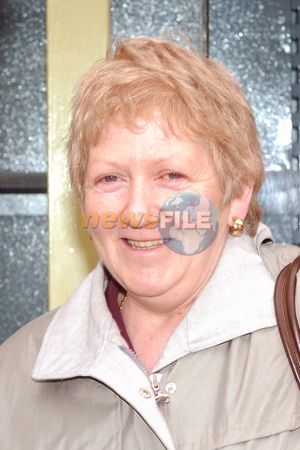 Frances Lambe Vox Pop.Picture Fran Caffrey Newsfile