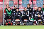 S&ouml;dert&auml;lje 2013-09-28 Fotboll Allsvenskan Syrianska FC - IF Brommapojkarna :  <br /> Brommapojkarna 32 Bojan Djordjic (tv&aring;a fr&aring;n v&auml;nster l&auml;ngst ner) p&aring; avbytarb&auml;nken under matchen<br /> (Foto: Kenta J&ouml;nsson) Nyckelord: