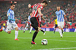 Football match during La Copa del rey, between the teams Athletic Club and Malaga CF<br /> Bilbao, 30-01-14<br /> susaeta<br /> Rafa Marrodán&Alex Zugaza/PHOTOCALL3000