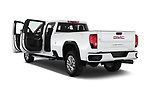 Car images of 2020 GMC Sierra-3500HD Denali 4 Door Pick-up Doors