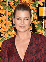 PACIFIC PALISADES, CA - OCTOBER 06: Ellen Pompeo arrives at the 9th Annual Veuve Clicquot Polo Classic Los Angeles at Will Rogers State Historic Park on October 6, 2018 in Pacific Palisades, California.<br /> CAP/ROT/TM<br /> &copy;TM/ROT/Capital Pictures