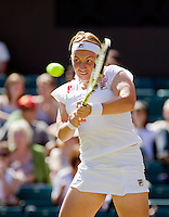 25-6-08, England, Wimbledon, Tennis, Kuznetsova