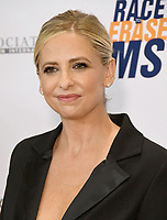 10 May 2019 - Beverly Hills, California - Sarah Michelle Gellar. 26th Annual Race to Erase MS Gala held at the Beverly Hilton Hotel. Photo Credit: Birdie Thompson/AdMedia
