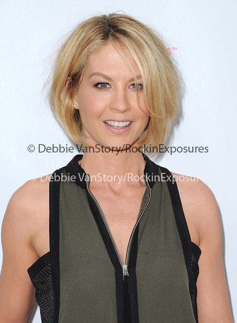 Jenna Elfman attends The Milk + Bookies Story Time Celebration held at The Skirball Center in Los Angeles, California on April 27,2014                                                                               © 2014 Hollywood Press Agency