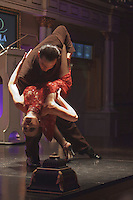 Tango professional dancer in Buenos Aires Argentina