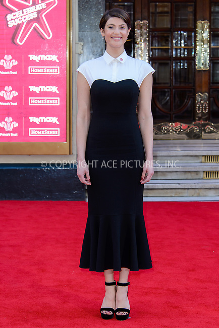 www.acepixs.com<br /> <br /> March 15 2017, London<br /> <br /> Gemma Arterton arriving at The Prince's Trust Celebrate Success Awards at the London Palladium on March 15 2017 in London<br /> <br /> By Line: Famous/ACE Pictures<br /> <br /> <br /> ACE Pictures Inc<br /> Tel: 6467670430<br /> Email: info@acepixs.com<br /> www.acepixs.com
