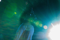 SÃO PAULO-SP,16,08,2014 - JUVENTUDE NAS RUAS - FLORA MATOS durante o show Juventude na Ruas organizado pela Prefeitura de São Paulo em conjunto com a Coordenadoria da Juventude,no Vale do Anhangabaú na cidade de São Paulo na noite desse Sábado,16 (Foto:Kevin David/Brazil Photo Press)