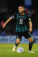 Matt Grimes of Swansea City in action during the pre-season friendly match between Bristol Rovers and Swansea City at The Memorial Stadium in Bristol, England, UK. Tuesday, 23 July 2019