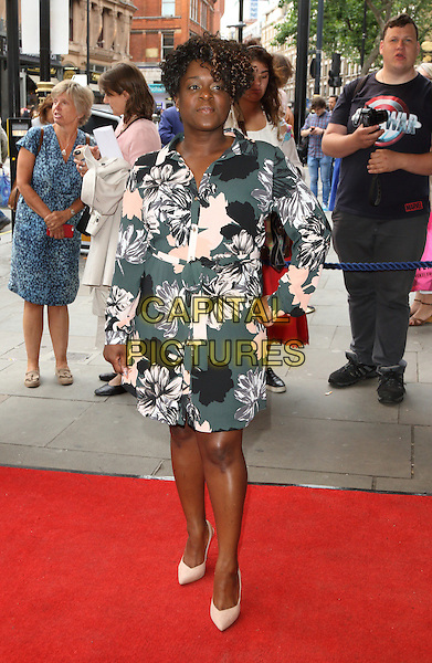 Tameka Empson at the The Truth Press Night at Wyndhams Theatre, London UK, 27th June 2016<br /> CAP/ROS<br /> &copy;Steve Ross/Capital Pictures