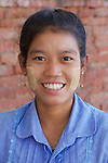 Young Burmese Woman