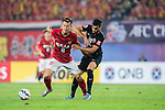 Guangzhou Evergrande plays Al Ahli during their AFC Champions League Final Match 2nd Leg on 21 November 2015 at the Tianhe Sport Center in Guangzhou, China. Photo by Lucas Schifress / Power Sport Images