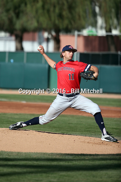 Cameron Neff - 2016 St. Mary's Gaels (Bill Mitchell)