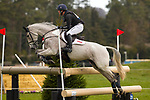 Winner. Oliver Townend riding Ballaghmor Class. GBR. water jump. CCI4*. Section B. Barefoot Retreats Burnham Market International Horse Trials. Eventing. Burnham Market. Norfolk. United Kingdom. GBR. {14}/{04}/{2019}.