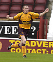 18/08/2007       Copyright Pic: James Stewart.File Name : sct_jspa02_motherwell_v_kilmarnock.DAVID CLARKSON CELEBRATES AFTER HE SCORES MOTHERWELL'S FIRST....James Stewart Photo Agency 19 Carronlea Drive, Falkirk. FK2 8DN      Vat Reg No. 607 6932 25.Office     : +44 (0)1324 570906     .Mobile   : +44 (0)7721 416997.Fax         : +44 (0)1324 570906.E-mail  :  jim@jspa.co.uk.If you require further information then contact Jim Stewart on any of the numbers above........