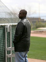 Billy Owens / Oakland Athletics..Photo by:  Bill Mitchell/Four Seam Images