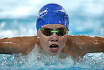 Tarquin Magner during the New Zealand Junior Swimming Championships, Owen G Glenn National Aquatic Centre, Auckland New Zealand. Sunday 21 February 2016 Photo: Simon Watts/www.bwmedia.co.nz