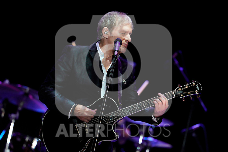 Michel Bolton in concert during 'Las Noches del Botanico 2019 -The nights in the Botanic 2019'. July 11, 2019. (ALTERPHOTOS/Acero)