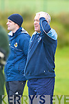 Signs of hope. IT Tralee trainer Maurice Leahy sees first shoots of spring despite his side's defeat to Limerick in the McGrath Cup.   Copyright Kerry's Eye 2008
