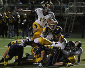 Walled Lake Central at Clarkston, Varsity Football, 11/4/11