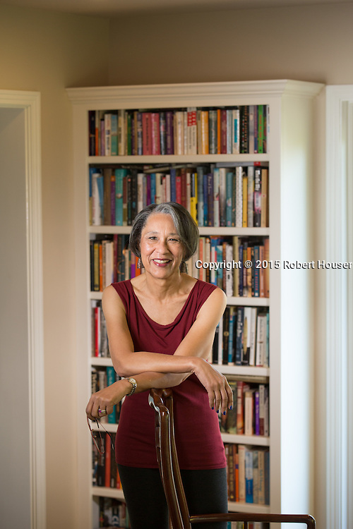 Portrait of Lalita Tademy - author