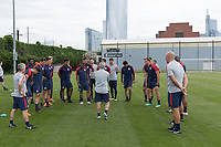 USMNT Training, May 22, 2018
