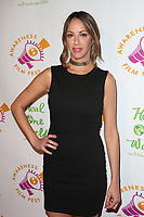 LSO ANGELES, CA - October 05: Kristen Doute, At 2017 Awareness Film Festival - Opening Night Premiere Of 'The Road To Yulin And Beyond' At Regal LA Live Stadium 14 In California on October 05, 2017. <br /> CAP/MPI/FS<br /> &copy;FS/MPI/Capital Pictures